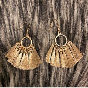 Forever 21 Tassel Earrings